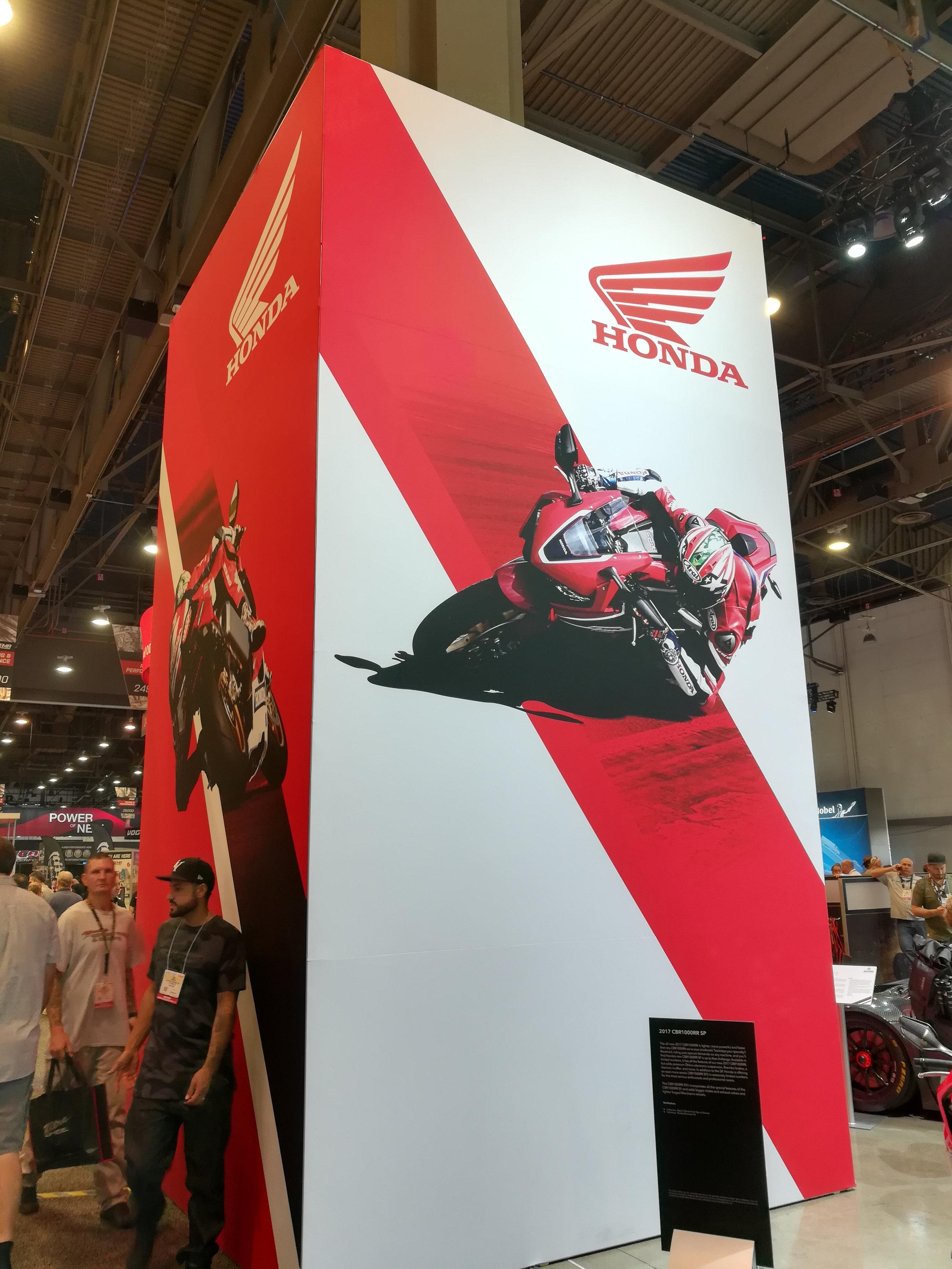 Honda Motorcycle Column Cover, Honda+Acura & GPJ, 2017