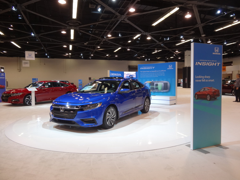 Insight Platform, Orange County Show 2018, Honda + GPJ, 2018
