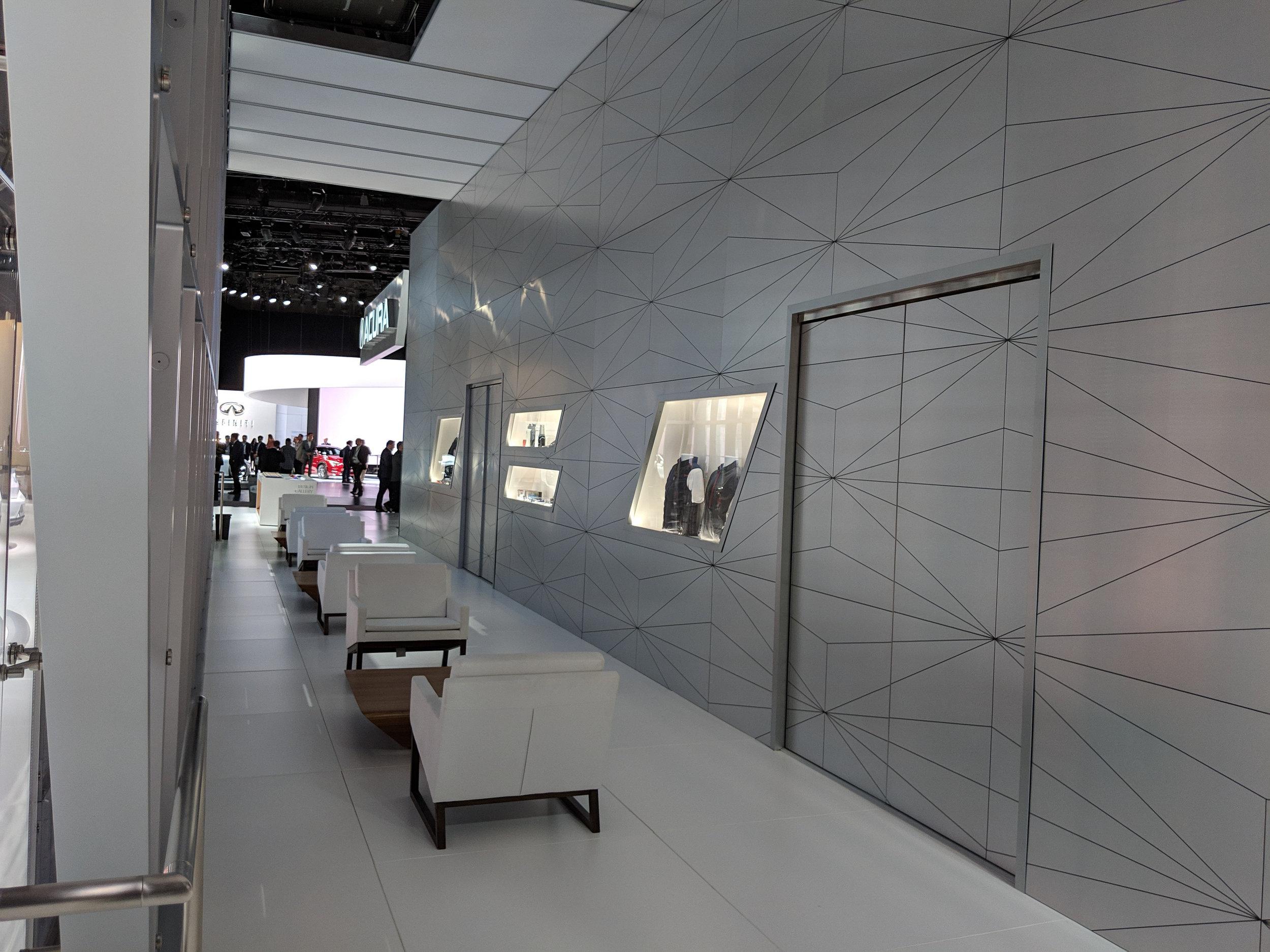 Mosaic Gallery, LAIAS 2018, Acura + GPJ, 2018