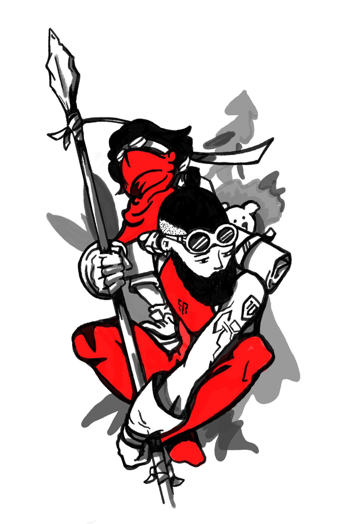 Christopher Robin's Woozle Task Force
