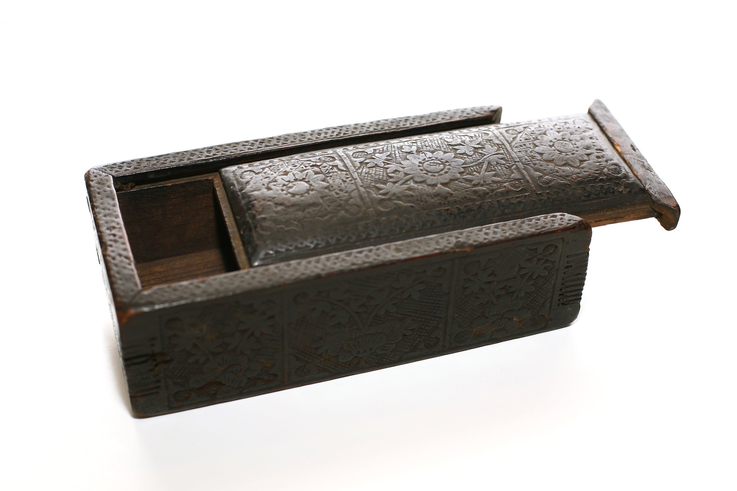 Yi wood storage box, South China, 19th century.
