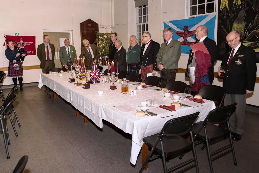 ABA Aberdeen Burns Supper (29th January)