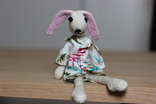 Er kanin et dyr som passer for barn? -