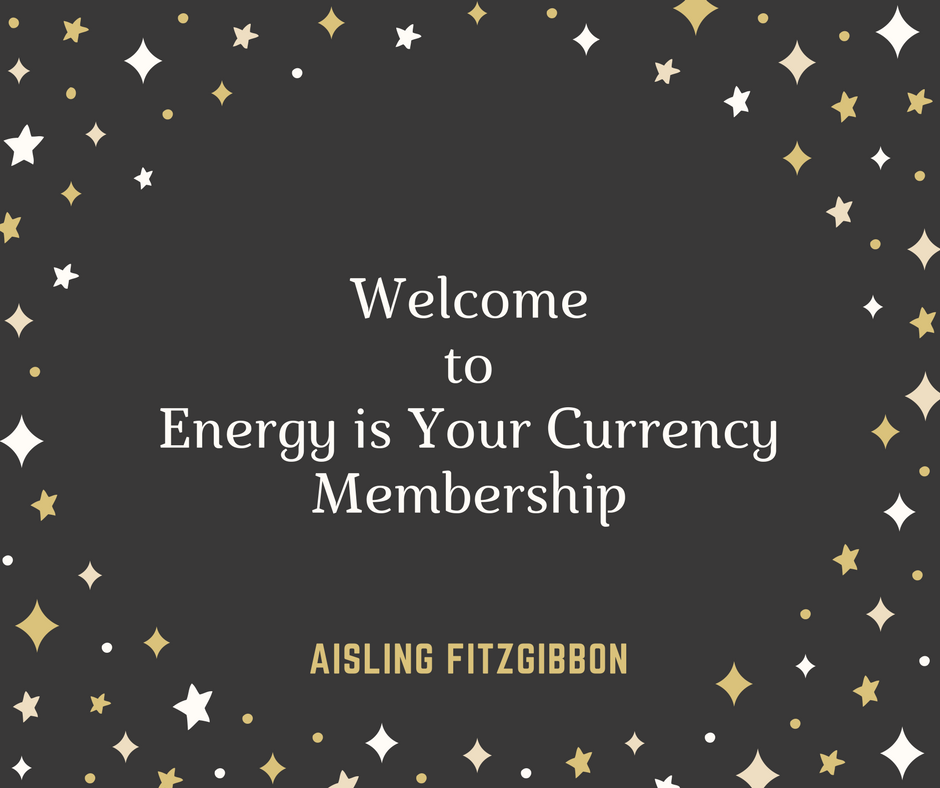Welcometo Energy is Your CurrencyMembership.png