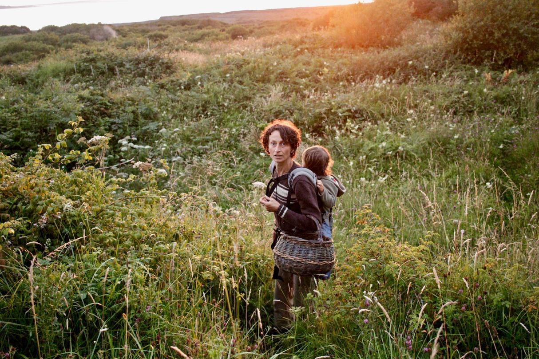 Siobhan De Paor in the Wild Irish land