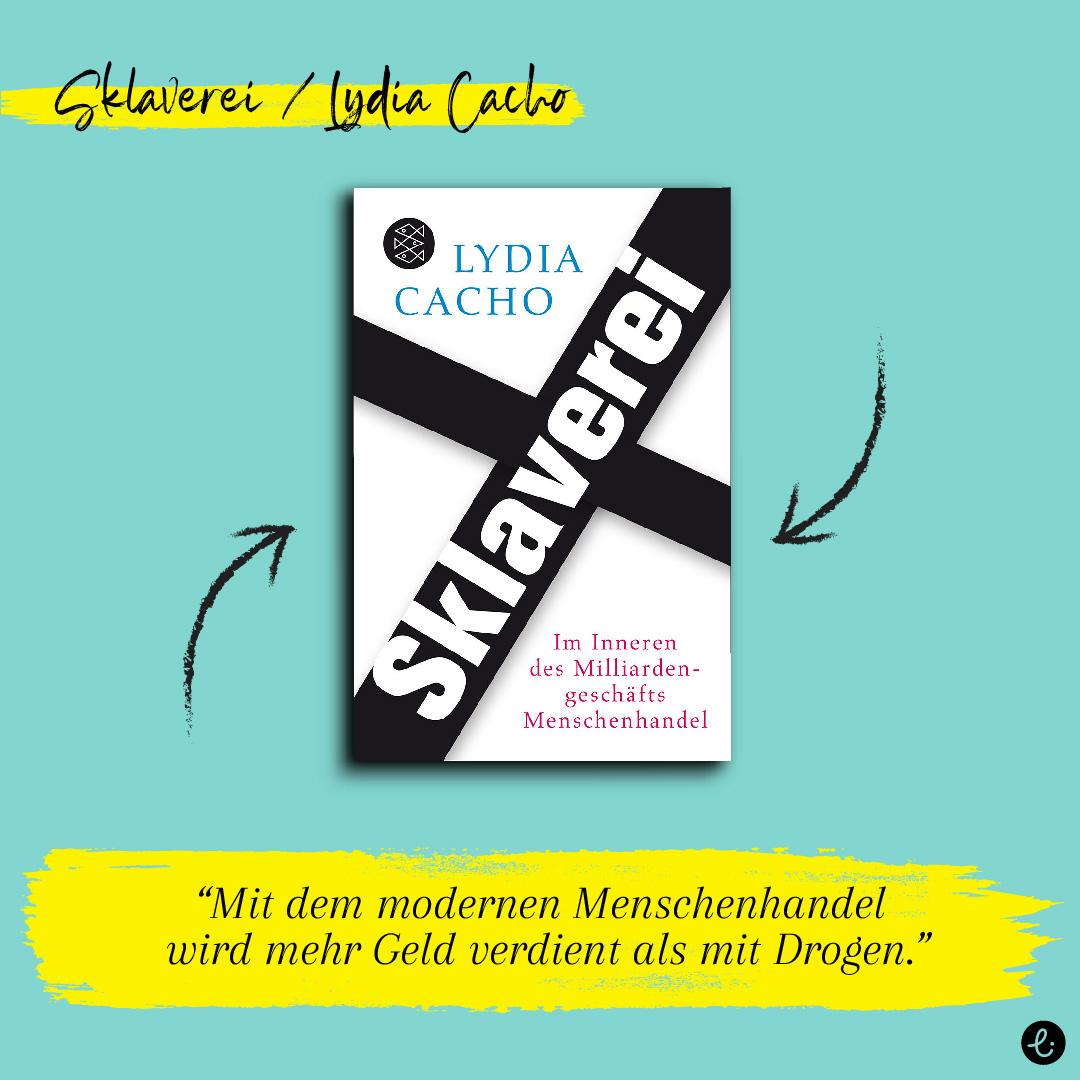 - #ListenToSurvivorsDieses Buch empfehlen wir besonders als Einstig in die Thematik. Es gibt einen sehr guten Überblick über Menschenhandel weltweit.Lydia Cacho ist eine sehr mutige, mexikanische Journalistin, die ihr Leben riskiert hat für die Recherche dieses Buches.