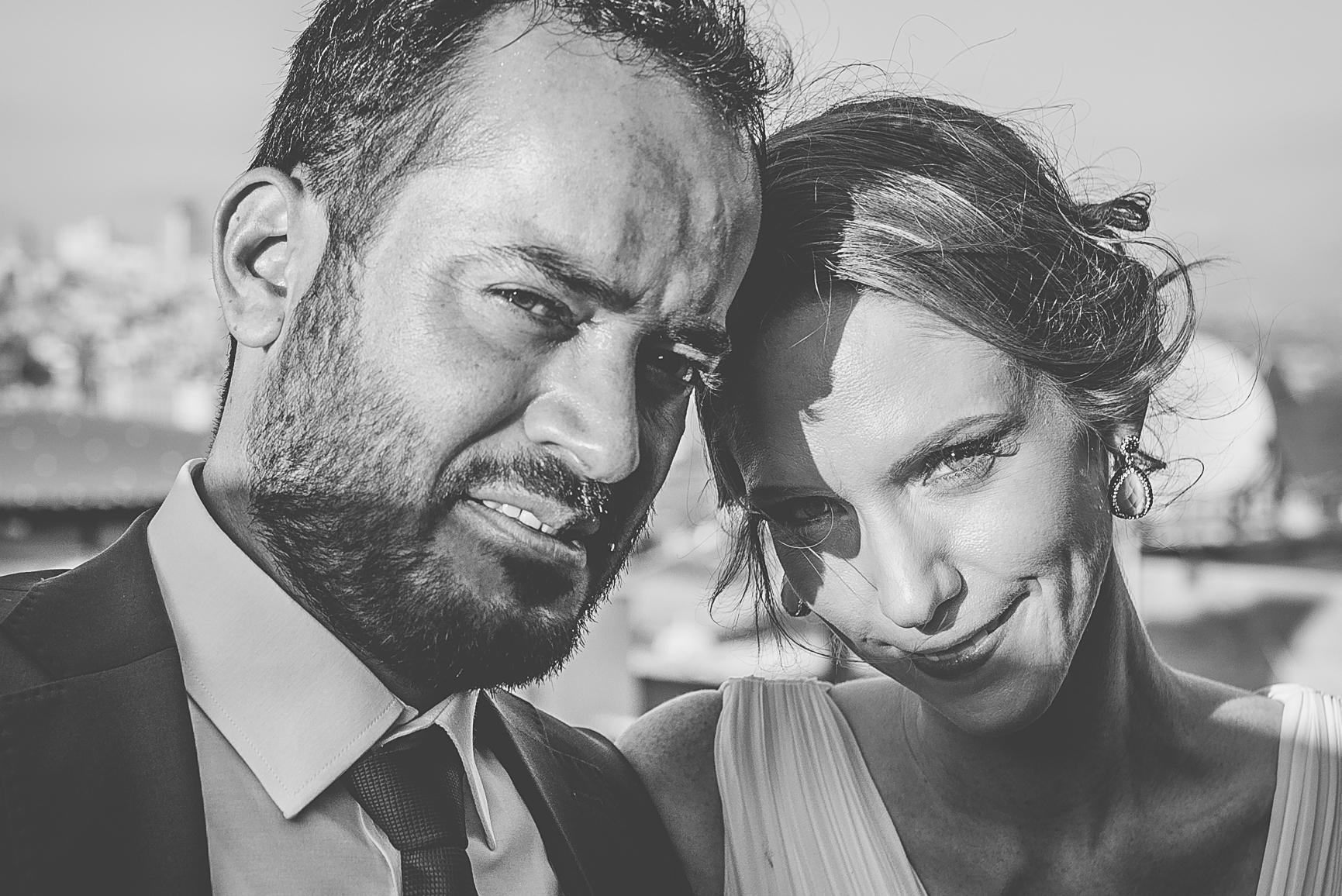Wedding portraits session