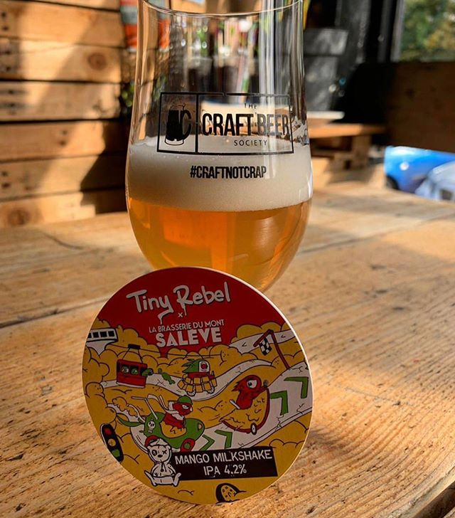 Stop by @craftbeershops for a sneaky week night brew @tinyrebelbrewco looking 😋  #CraftBeer #CraftyBeer #Craftbeers #LoveBeer #LoveCraftBeer #DrinkBeer #BeerGeek #BeerNerd #BeerGuide #DrinkBeer #CraftNotCrap #HopHead #Hops #MoreHops #LoveHops #Beerstagtam #CraftBeerNotCrapBeer #BrewPix #RateBeer #BeerReview #BeerSnob #CraftBeerSnob #Beer #InstaBeer #InstagramBeers #CraftBeerJunkie #CheersGuys #Brewtography #Bier #GreatBeer