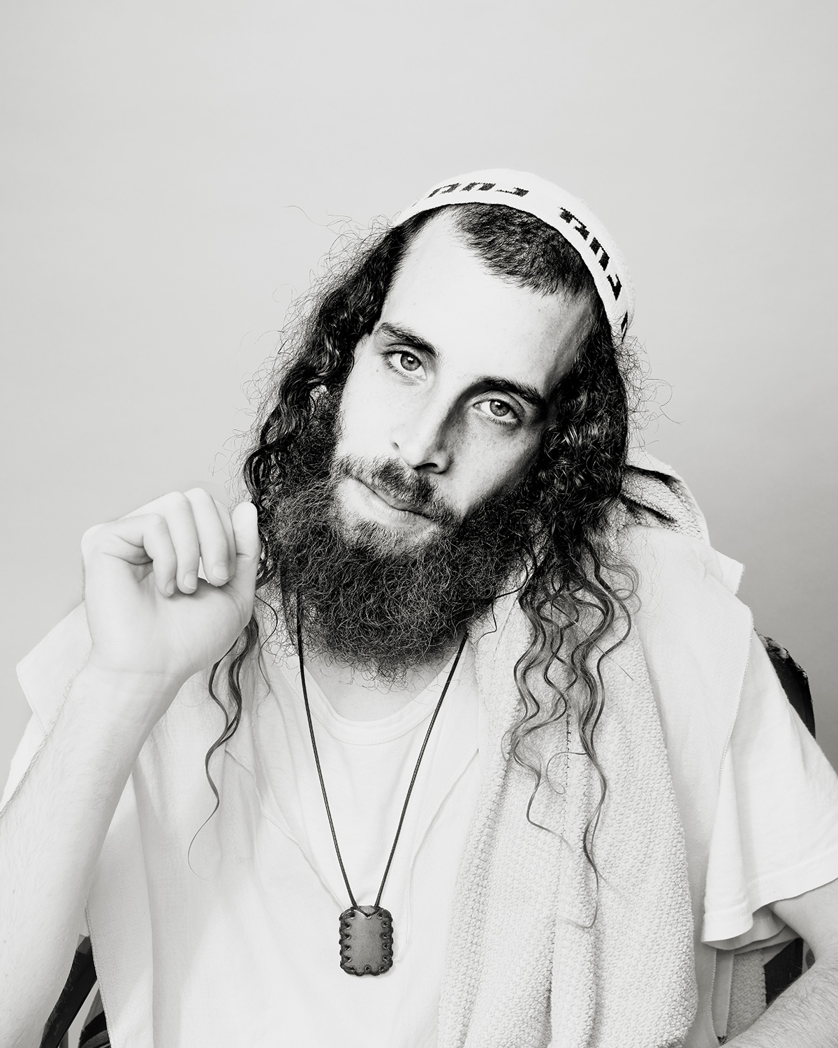 FOLLOWER OF NACHMAN   Harish Israel
