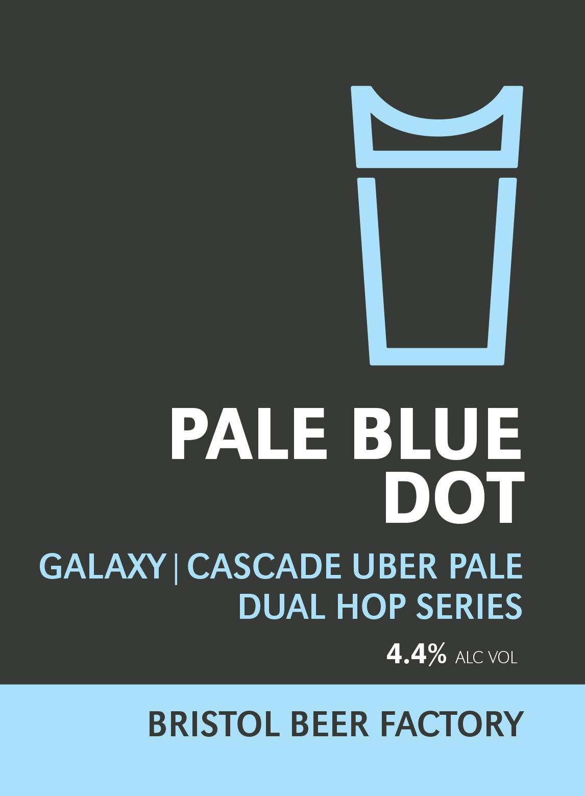 BBF Pale Blue Dot