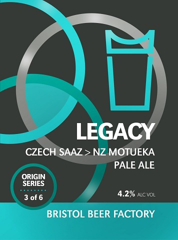 Origin Series No.3 - Legacy