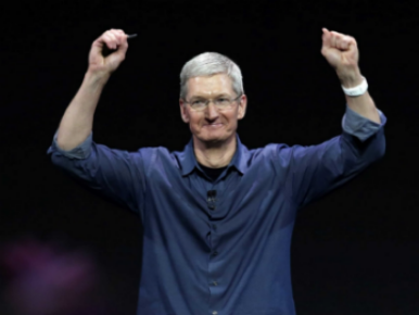 APPLE CEO TOM COOK IS A JACK ASS