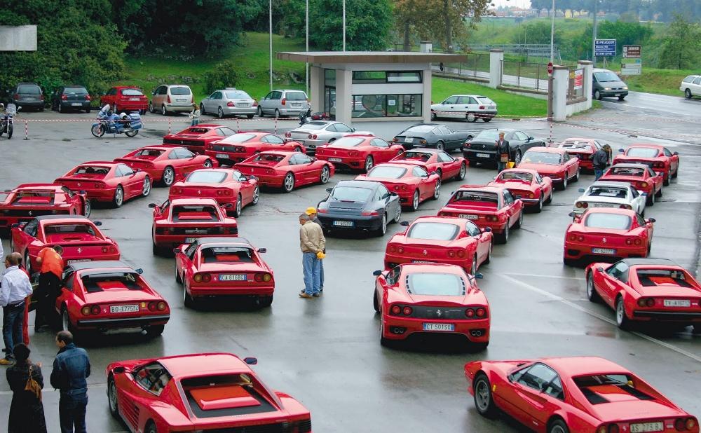 The Parking Lot at Goldman Sachs