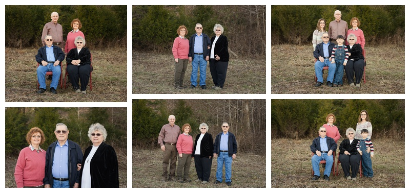 My Family - Middle Tn Photographer - Extended Family Photo