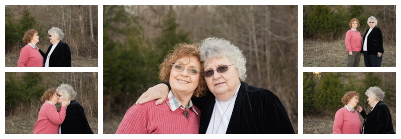 My Family - Middle Tn Photographer - Grandmother & Daughter