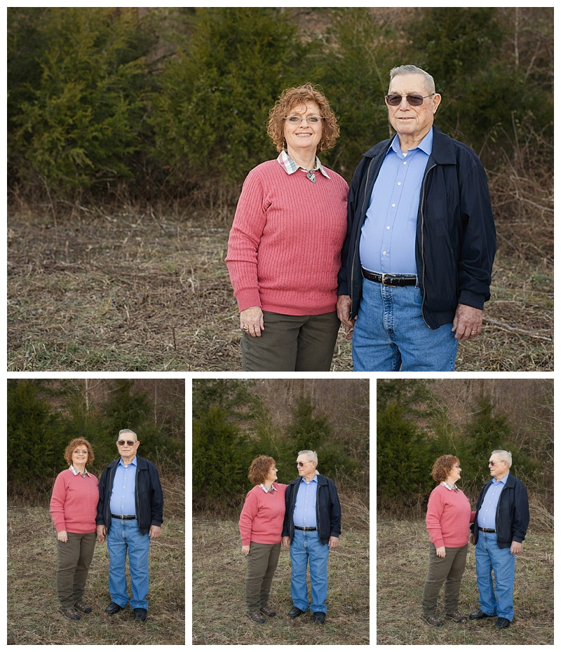 My Family - Middle Tn Photographer - Grandfather & Daughter