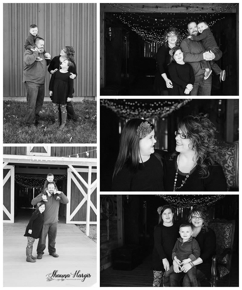 Mini Sessions - Family - Saltbox Inn - Cookeville TN Photography - Shauna Hargis