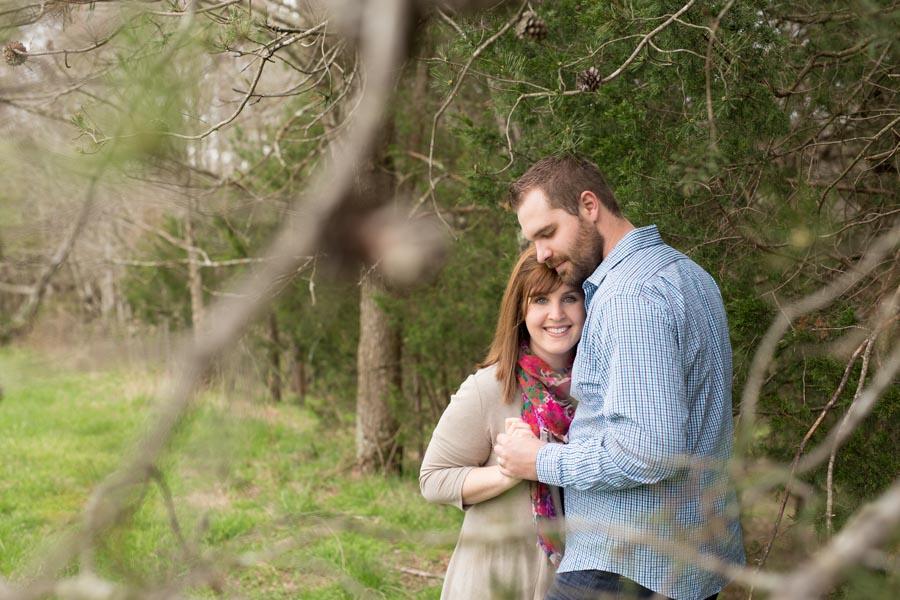Cookeville Tn Photography - Shauna Hargis - Engagement Photo