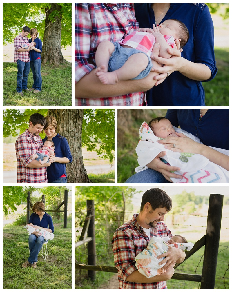 Lifestyle Newborn Session - Shauna Hargis Photography - Cookeville - Middle TN