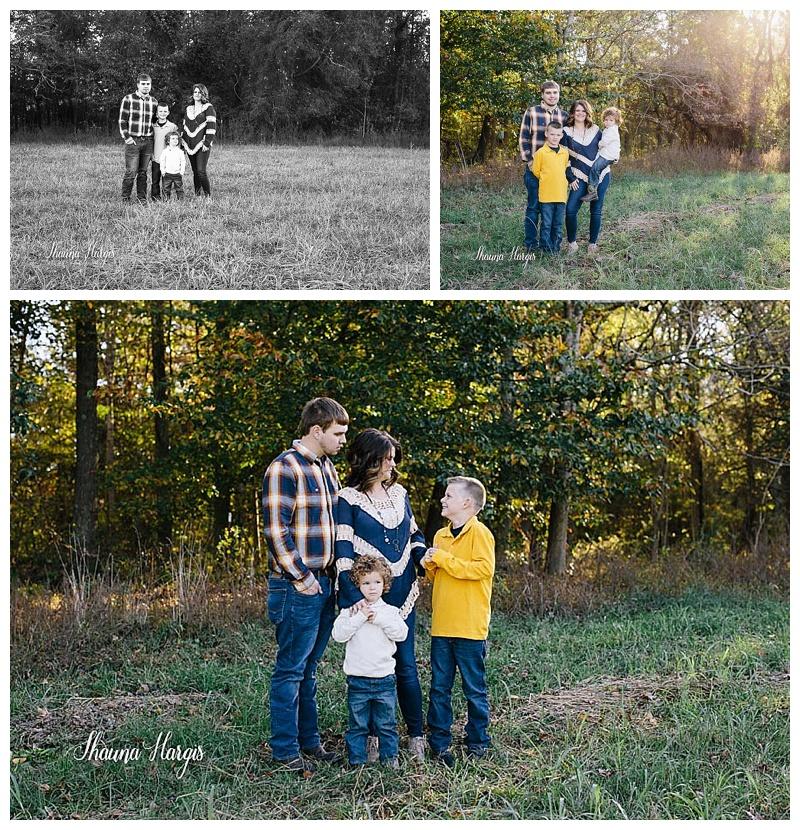 Shauna Hargis Photography - Family session - Overton County TN