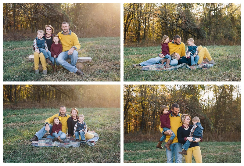 Shauna Hargis Photography - Family Lifestyle Session - Livingston TN Photography