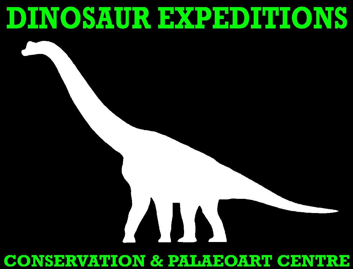 Dinosaur Expeditions Logo 2013
