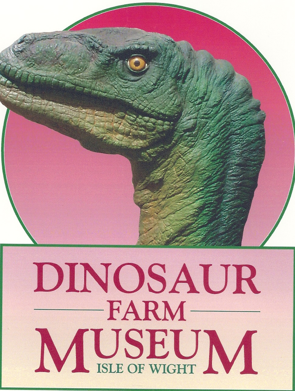 Dinosaur Farm Logo 2006
