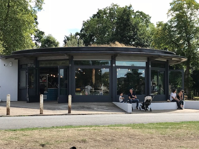 The Round Cafe