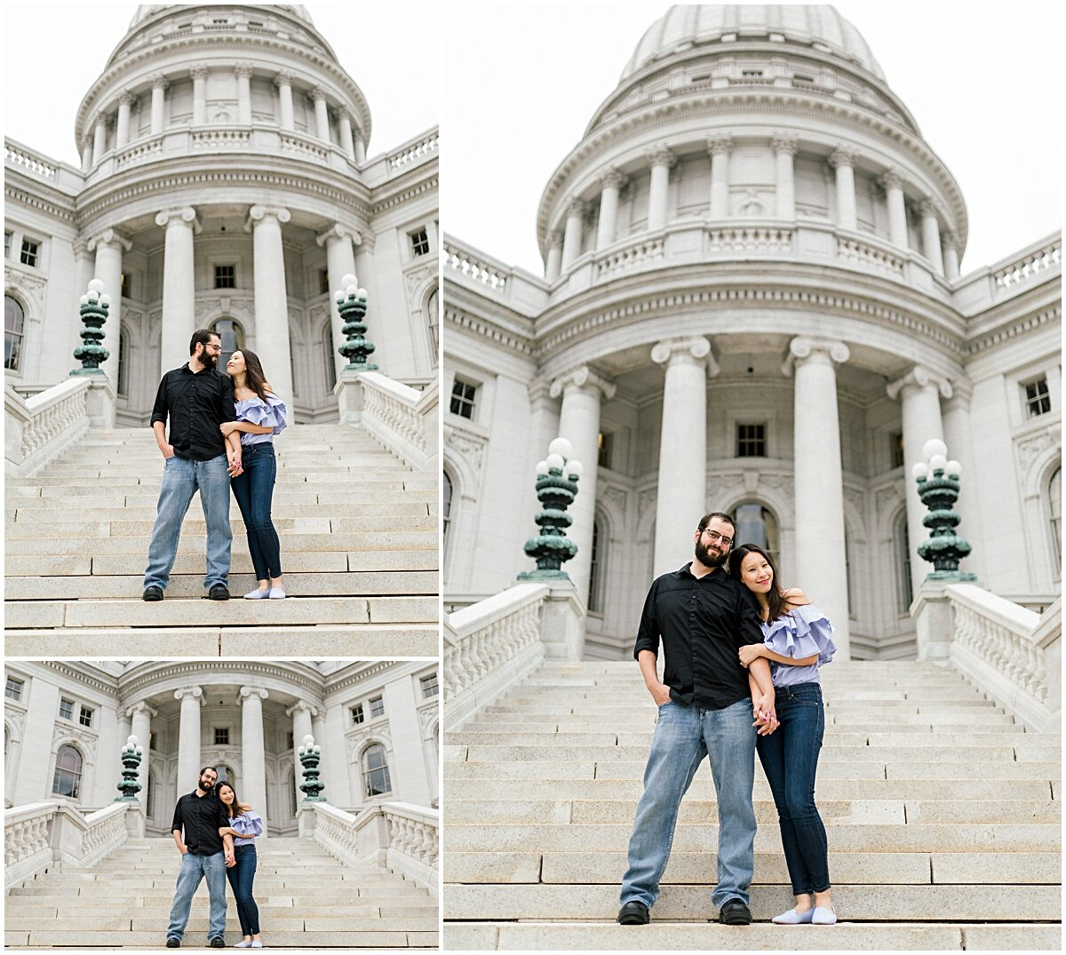 Wisconsin Capitol Engagement Session -22.jpg