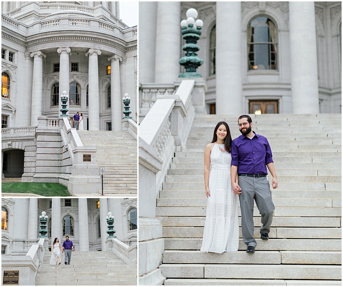 Wisconsin Capitol Engagement Session -69.jpg