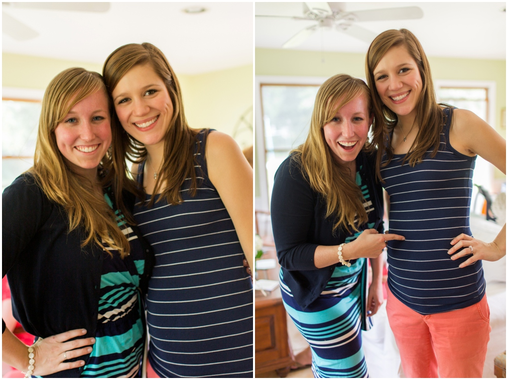 Yeah my sister-in-law is preggy!! Due in January can't wait to be an Aunt