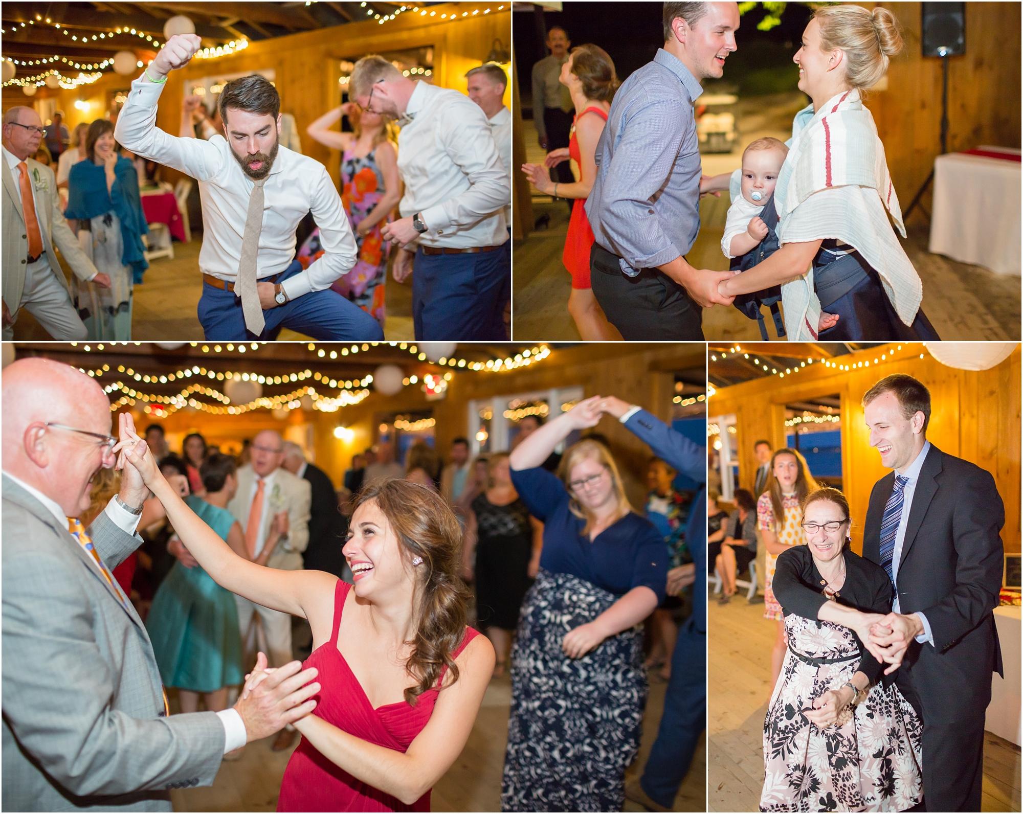I love that baby on the dance floor!