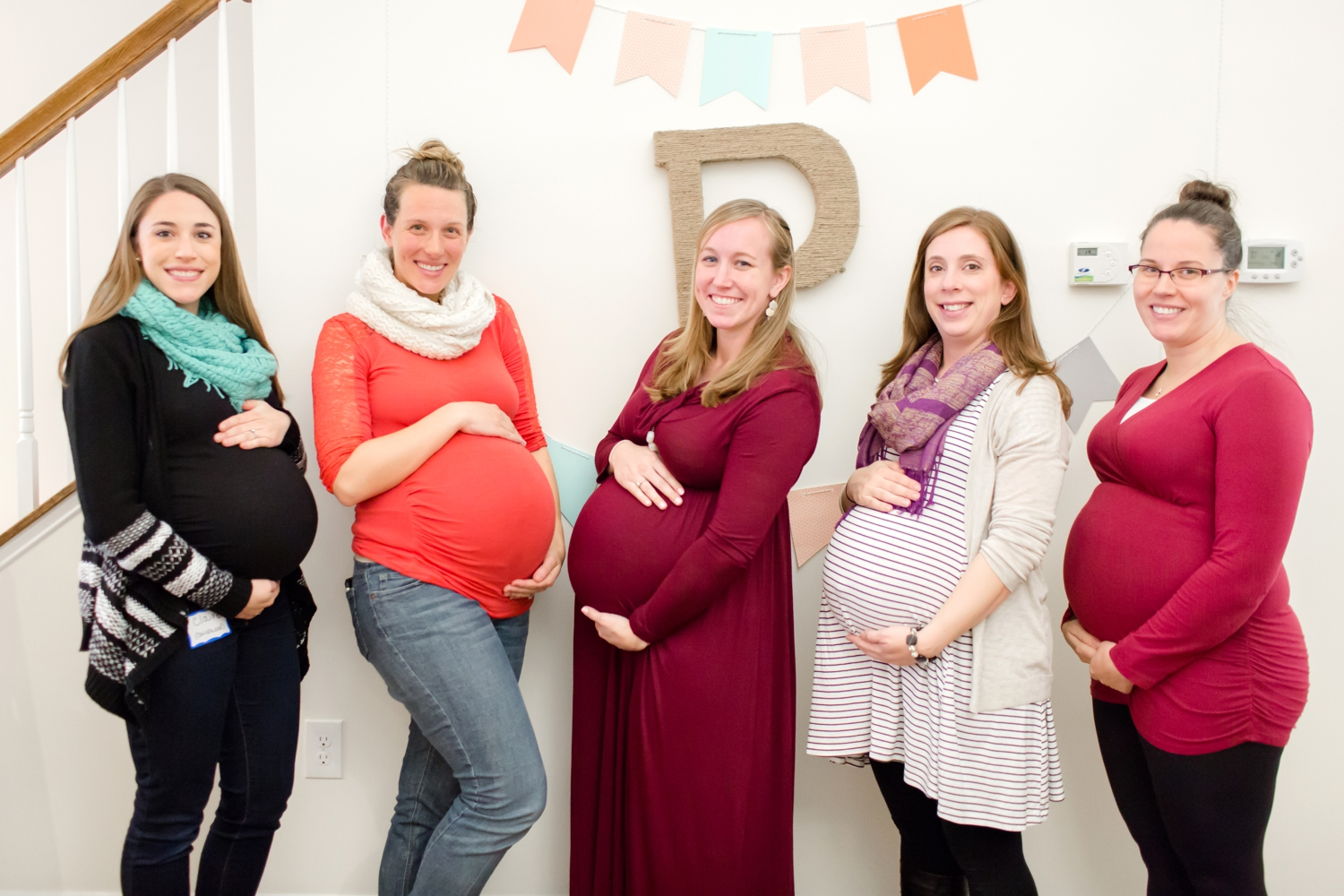 So many babies on their way in the next few months!!