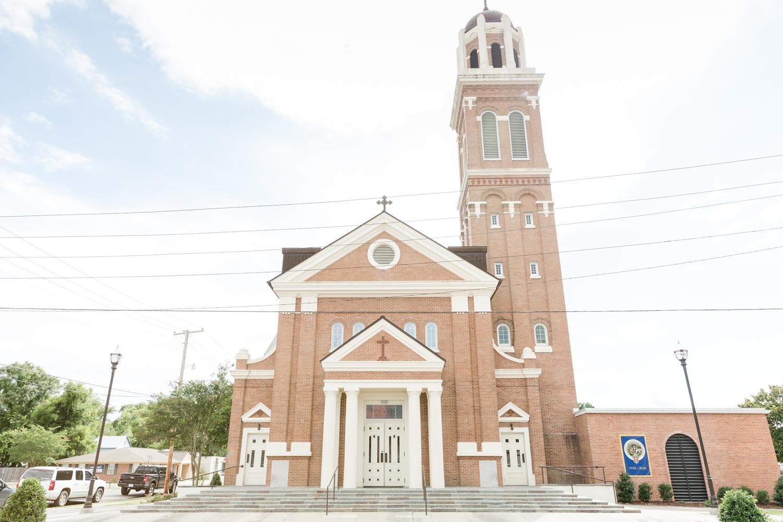 Gorgeous church!