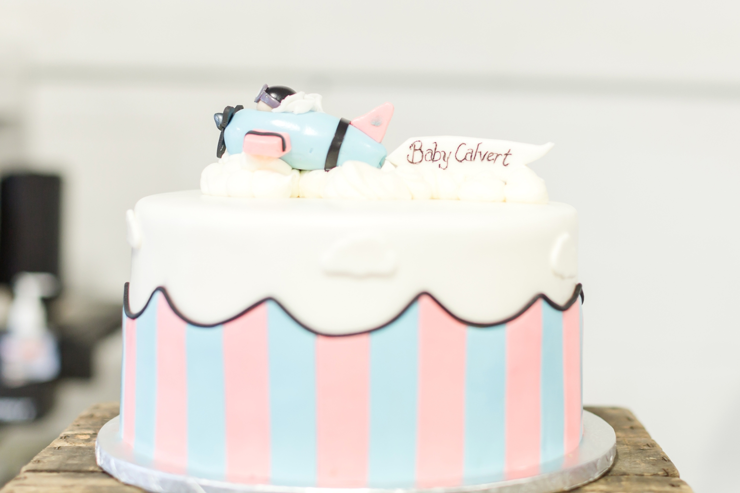 This cake is so cute!