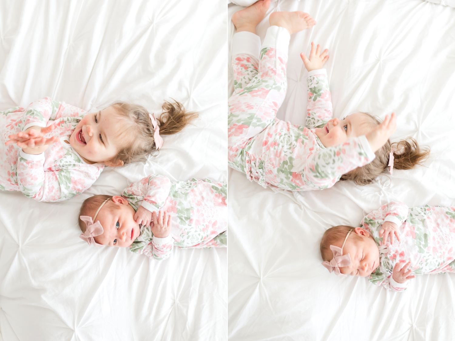 Definition of a photoshoot with a toddler!
