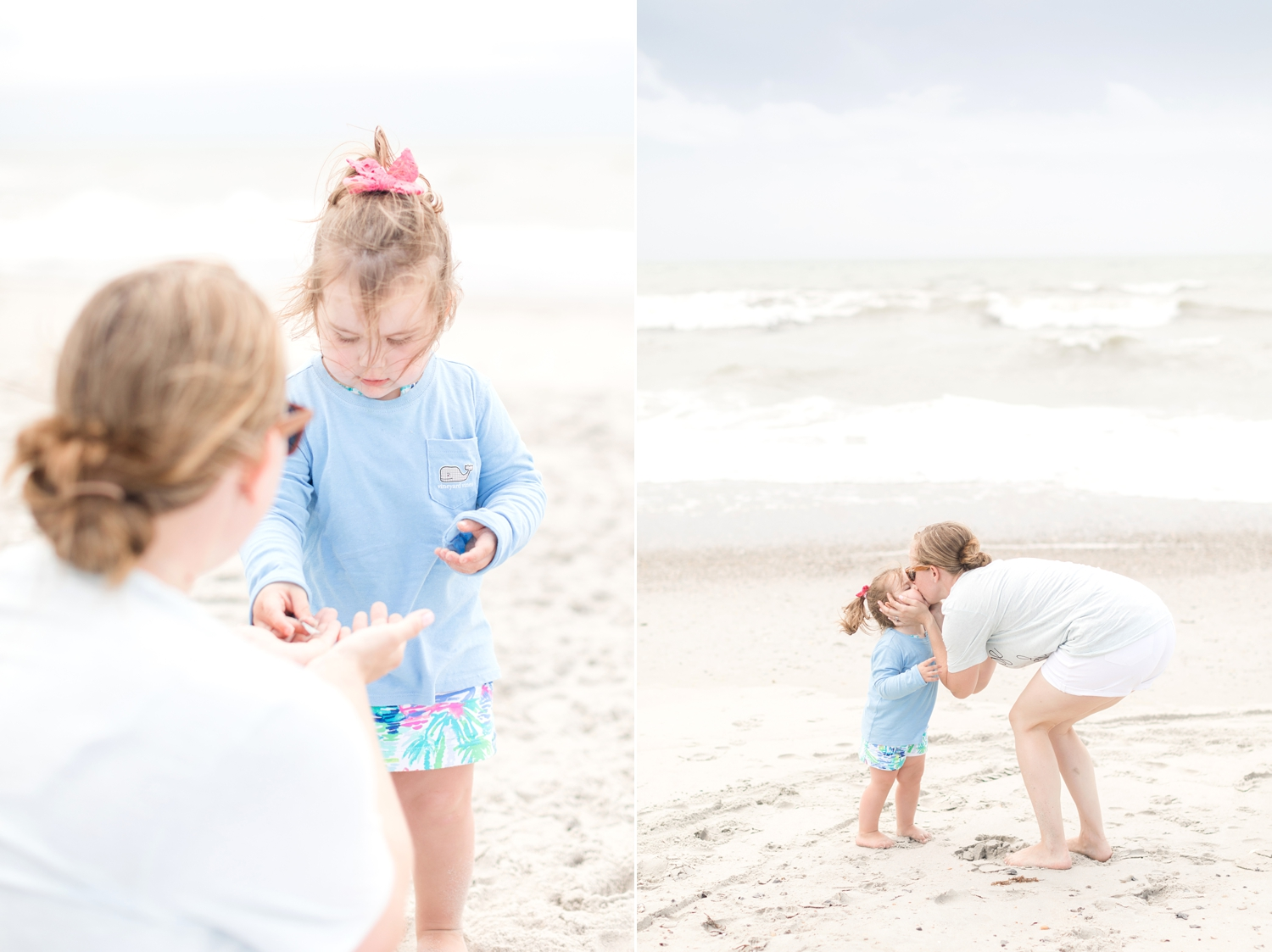 Searching for seashells with Payton was definitely one of my favorite parts of the trip!