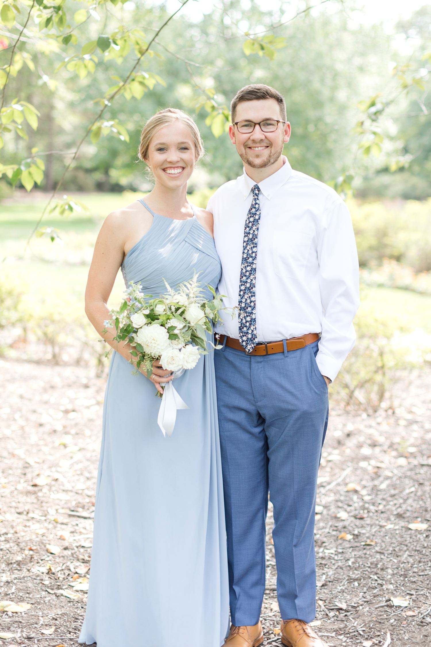 Shooting my second wedding for the Ritter family! It was so good to see  Emily and Caleb  again!