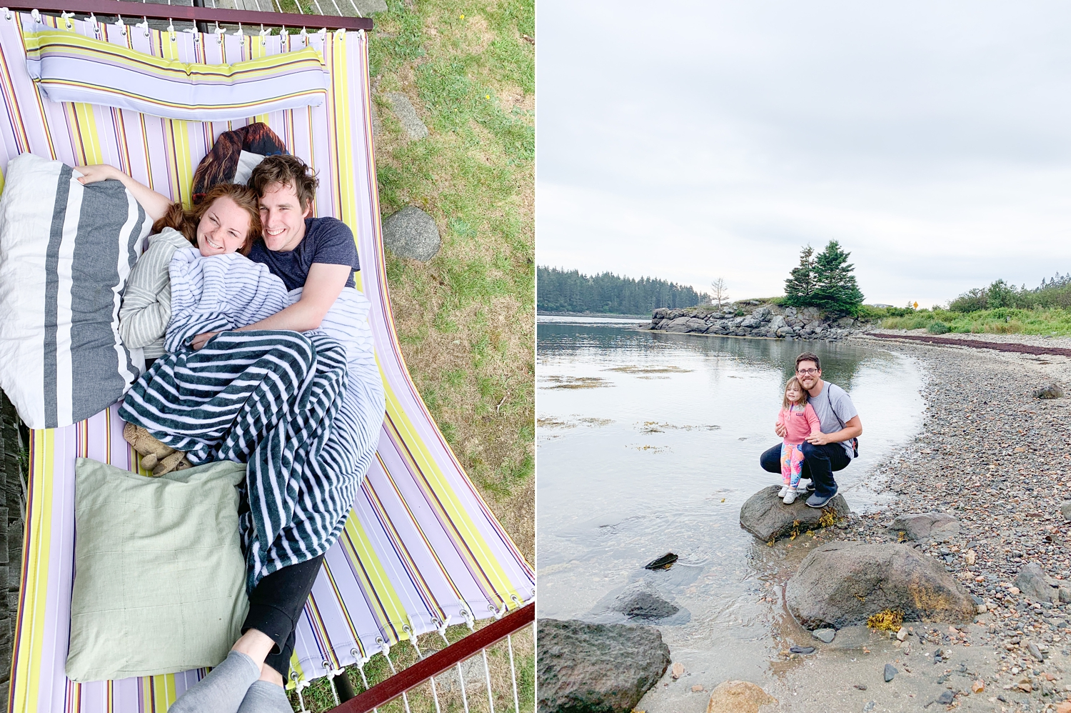 It was a blast having Rachel in Maine for the first time!