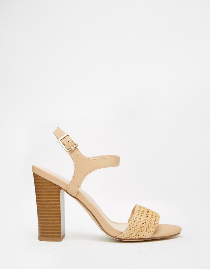 summer heel sandals