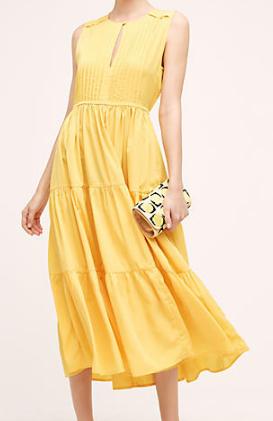 best yellow dresses 2016 02