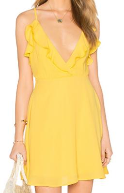 best yellow dresses 2016 03