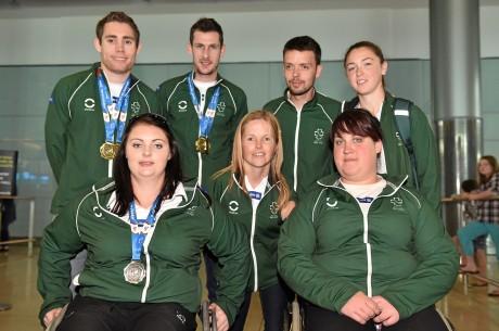 Paralympic Athletes Return from 2014 IPC Athletics European Championships