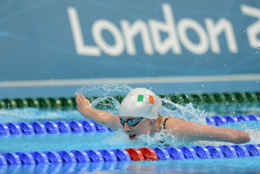London 2012 Paralympic Games - Swimming Thursday 6th September