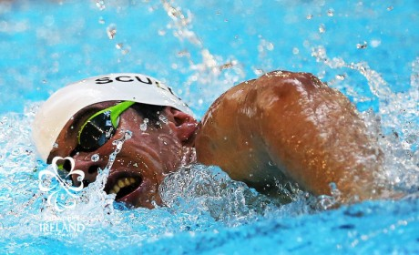 IPC Swimming World Championships - Day Three