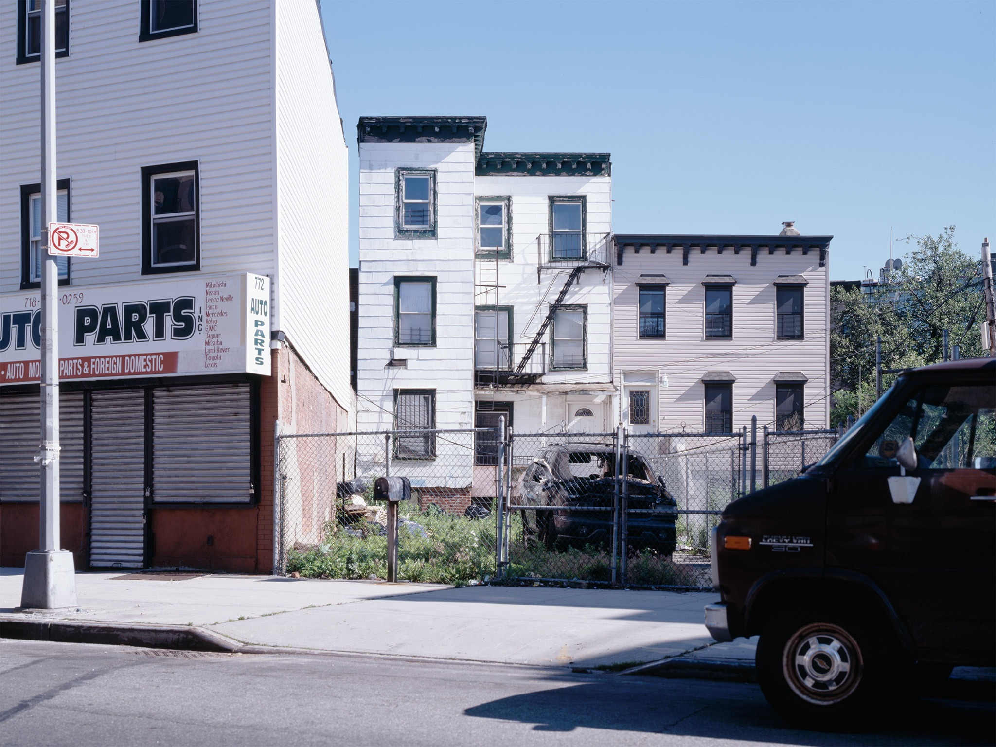 Set back   Prospect Heights 2006   Dean Street between Washington Ave. and Underhill Ave.  40.679527, -73.964668