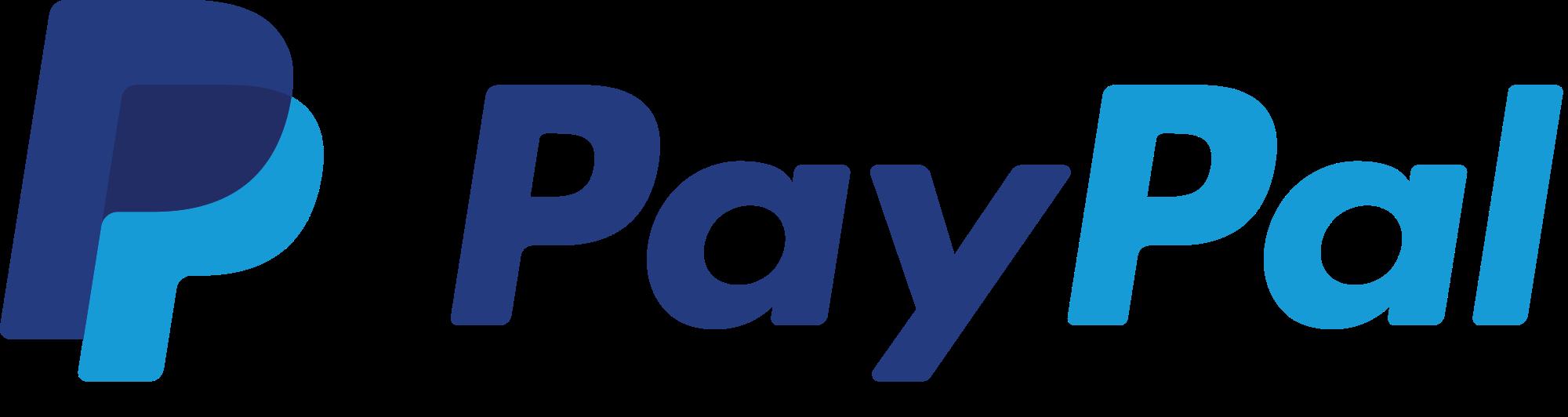 White - PayPal - Logo, 1-12-2017.png