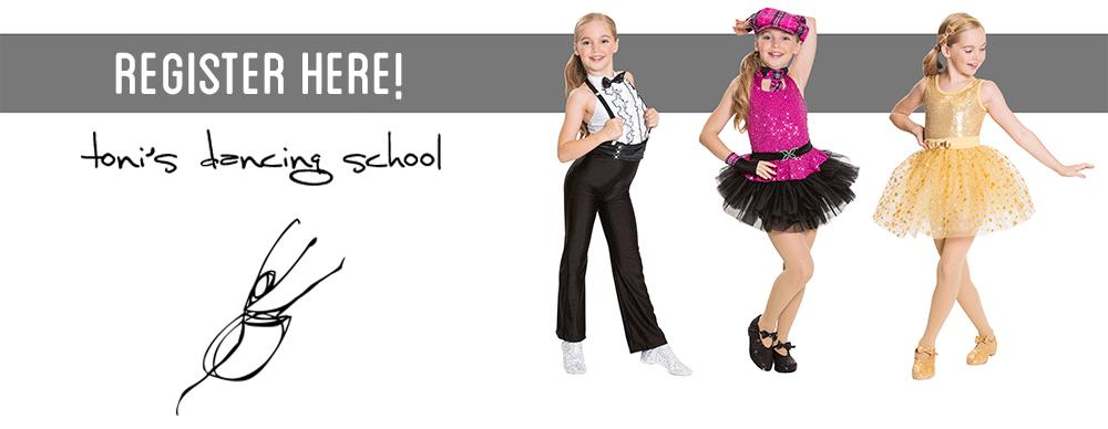 register for dance class