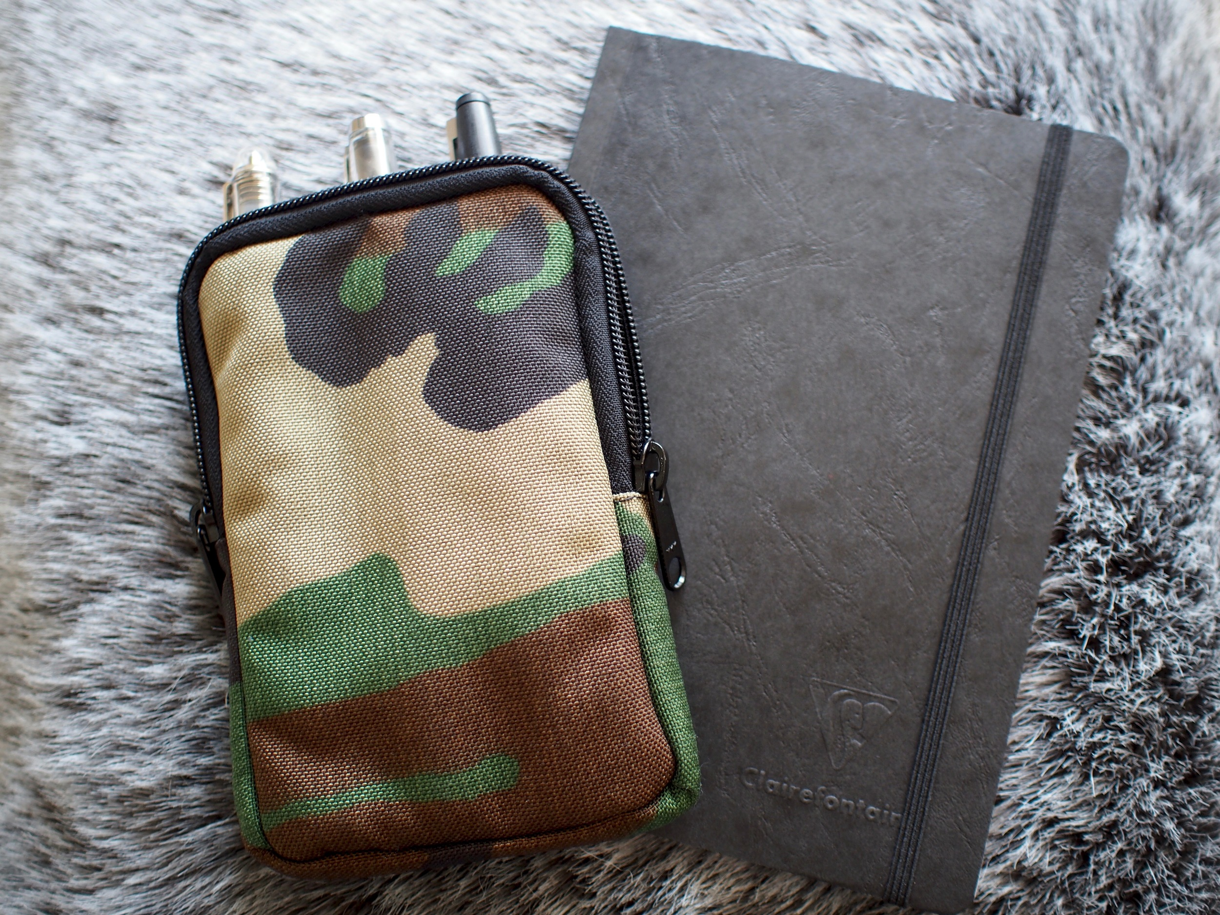 Potentially the stationery ideal set-up for road trips?