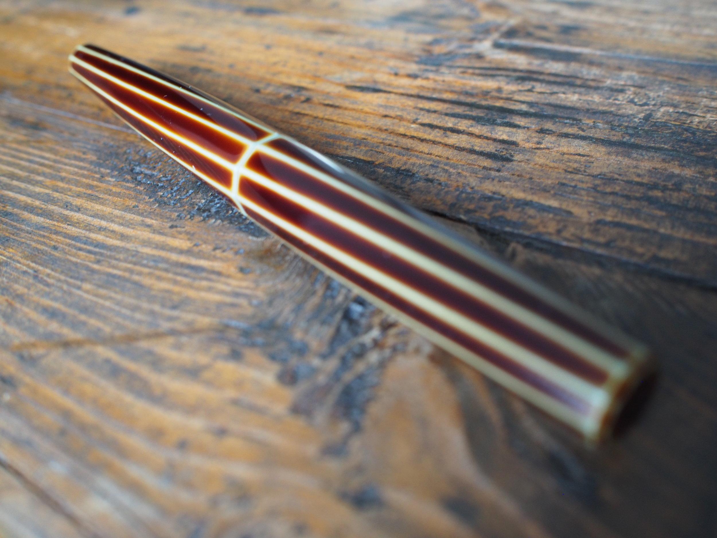 Nakaya Cigar Decapod Twist in Heki-Tamenuri